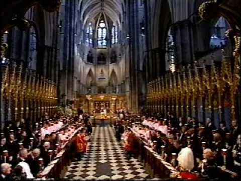 Amen - Westminster Abbey Choir & Last Post