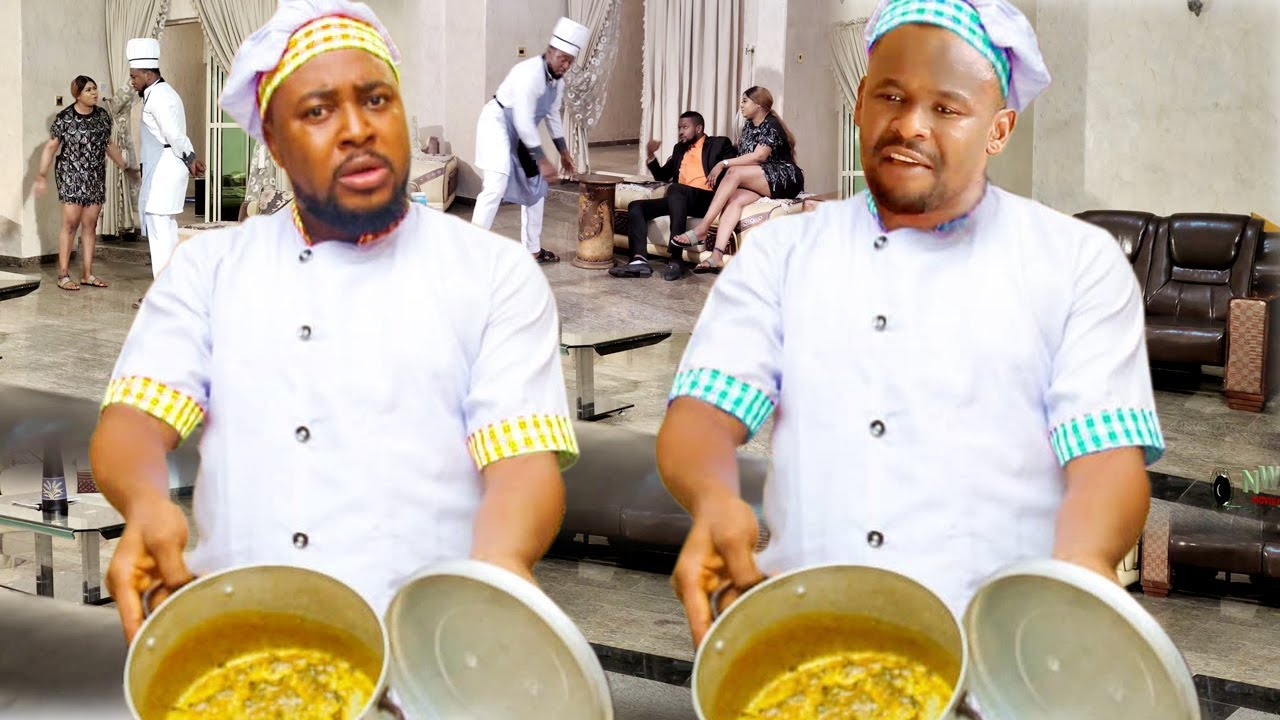 Download Professional Chefs Complete Season - Nosa Rex/Zubby Michael 2020 Latest Nigerian Movie
