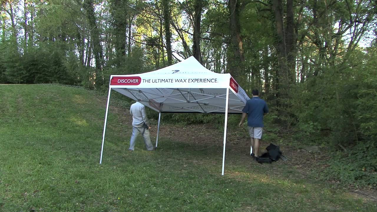 How to assemble a canopy 2