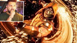 Mortal Kombat 11 is BRUTAL..