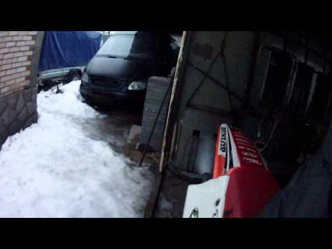 Обзор HONDA CR 125 R