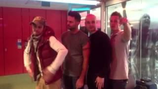 Cупердискотека 90-х Moscow 09.03.13 - Обращение FIVE - Promo   Radio Record