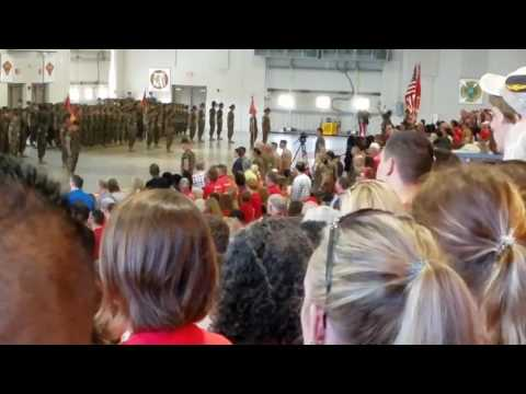 Parris Island Family Day 4-27-17