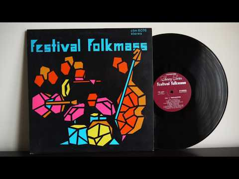 The Island City Singers ‎– Festival Folkmass (197?) Gospel