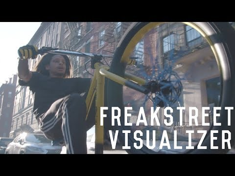 Highly Suspect - Freakstreet [Official Visualizer]