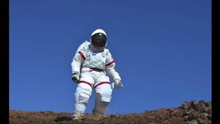 A Day in the Life of a Fake Astronaut