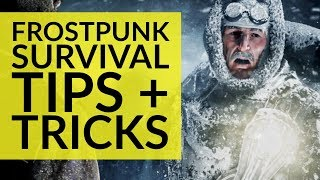 8 Tips And Tricks To Survive Frostpunk | Beginner