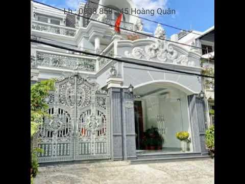 Bán biệt thự siêu đẹp 1 trệt  2 lầu,  Mặt Tiền  đường Số , Tân Quy, Quận 7. Dt: 8m x 20  DTSD 456 m2