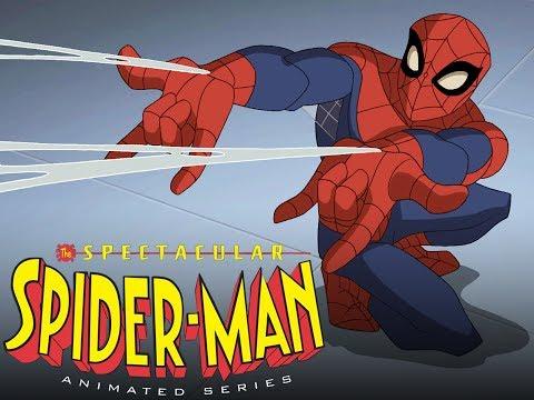 Spectacular Spiderman Theme (1 Hour)