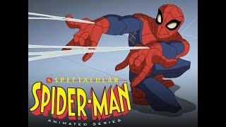 Spectacular Spiderman Theme (1 Hour)
