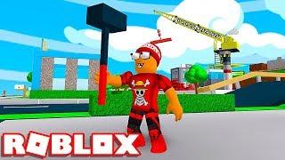 Roblox → DEMOLITION SIMULATOR!! -Roblox DemoVille 🎮