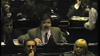Mario Negri | 09-05-2001 - Creación Comisión Investigadora Lavado