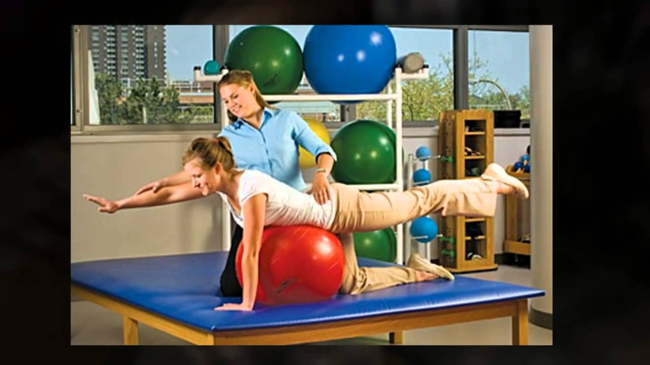 What Exactly Does A Physical Therapist Do? - YouTube