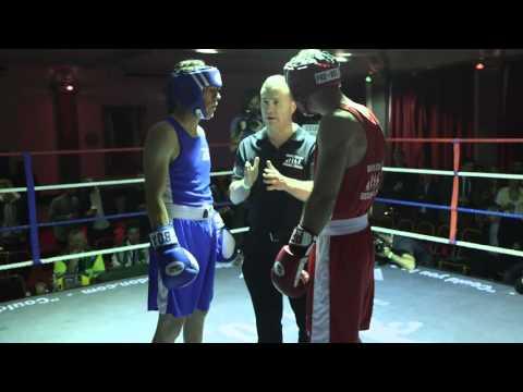 White Collar Boxing London - No Retreat No Surrender