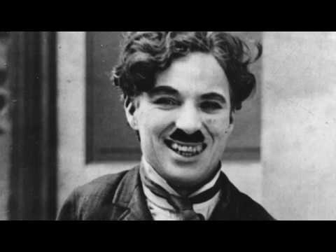 My dad, Charlie Chaplin