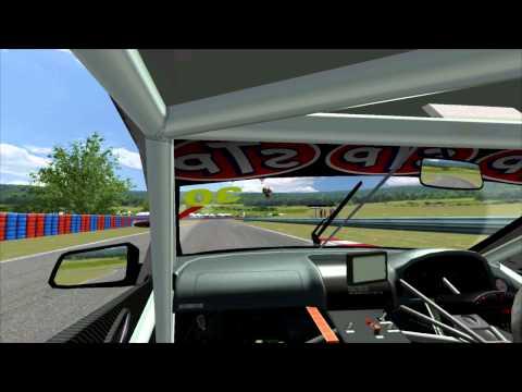 rFactor | V8 Supercars 2014 | Darwin | Komentované kolo
