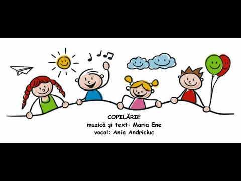COPILARIE – Cantece pentru copii in limba romana