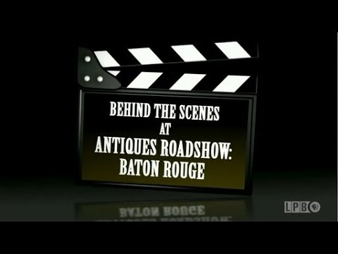 Behind the Scenes at Antiques Roadshow Baton Rouge | 2014