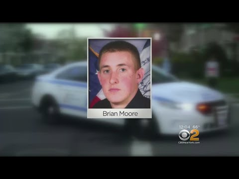 Trial Begins In Killing Of NYPD Det. Brian Moore