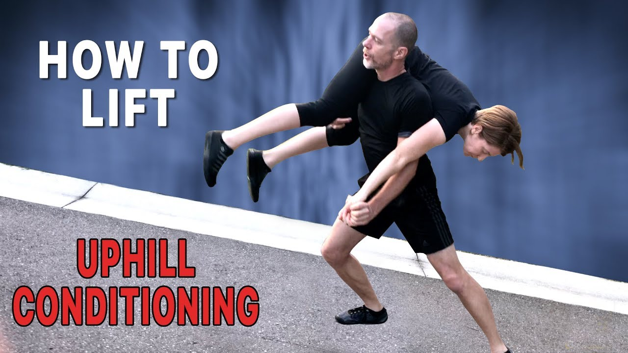 How To Lift A Body Up A Hill—Core JKD Conditioning Technique