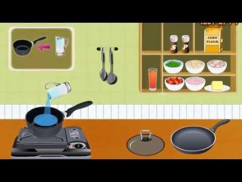 Игры на приготовление еды - игра для девочек