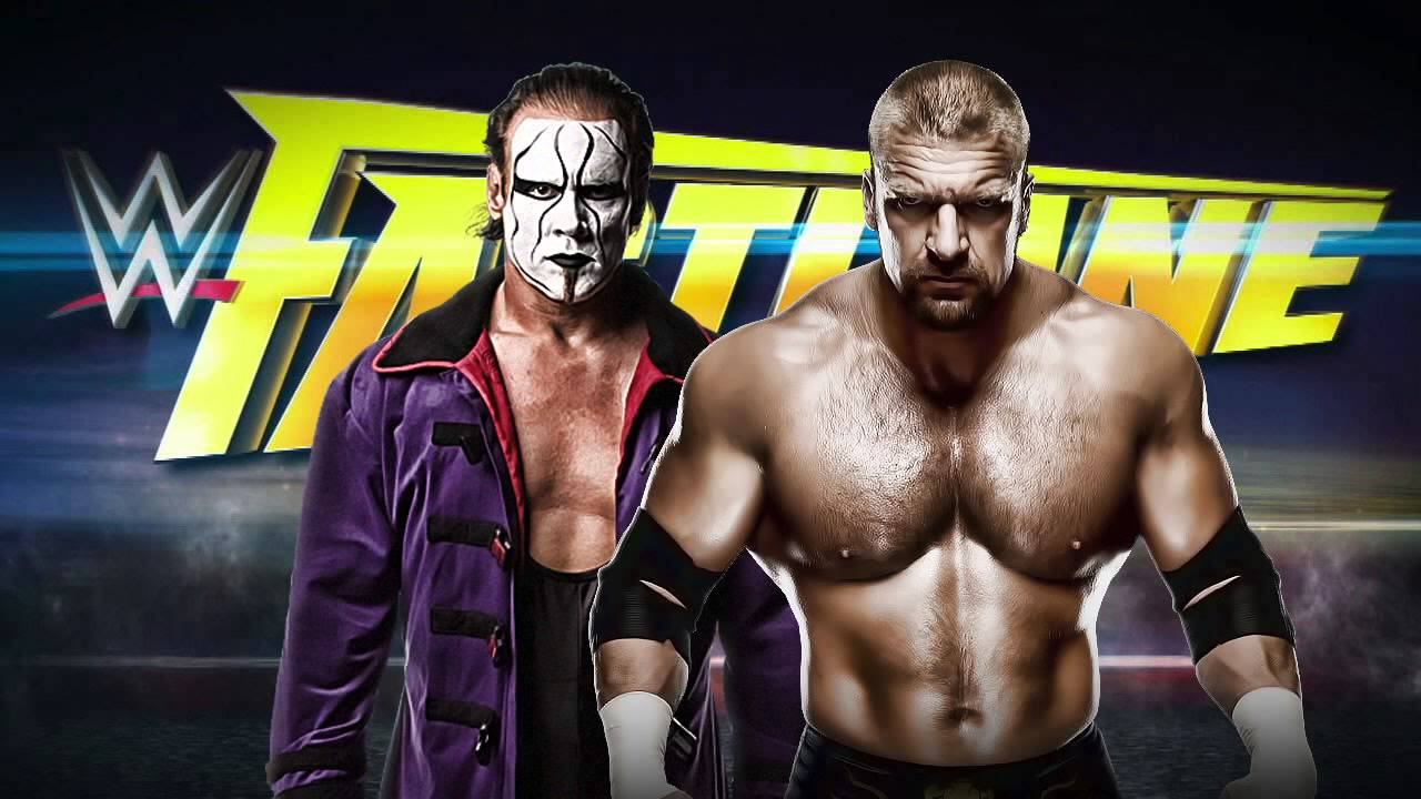 WWE Fast lane - Triple h Challenges Sting For A Match At Fast lane ...