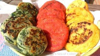 Arepas Tricolores
