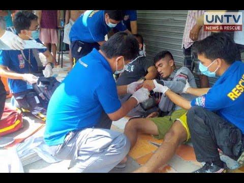 Dalawang sundalo na naaksidente sa Cabanatuan City, tinulungan ng UNTV News and Rescue