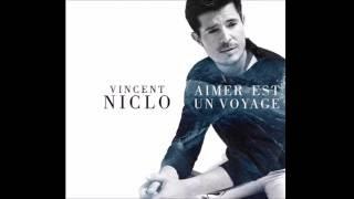 Vincent Niclo «Aimer est un voyage» Album 5.Ø