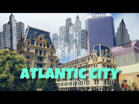 A Day In Atlantic City | Atlantic City Boardwalk | Bally's Hotel & Casino