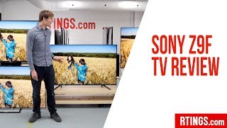 Sony Z9F TV Review - RTINGS.com