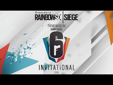 Rainbow Six Siege: Invitational Theme Music | Danny Cocke