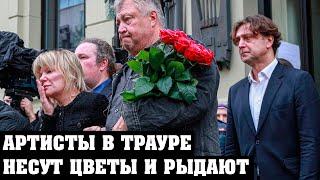 Ушёл тихо во сне. Сегодня ночью в Москве не стало известного и талантливого актёра | Владимир Фирсов