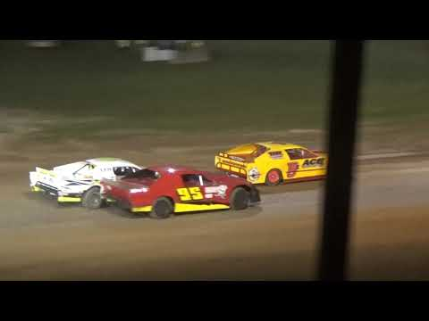 Plymouth Dirt Track Grand National Feature July 30 2018