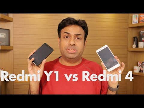 Redmi Y1 vs Redmi 4 Camera Comparison