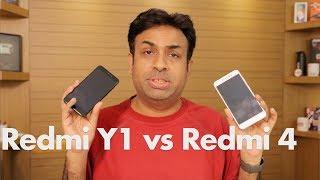 Redmi Y1 vs Redmi 4 Camera Comparison - Some Crazy Results