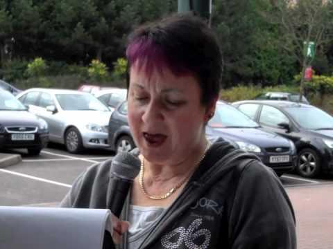 Mercia - Street Star Karaoke, Sherry from Copswood