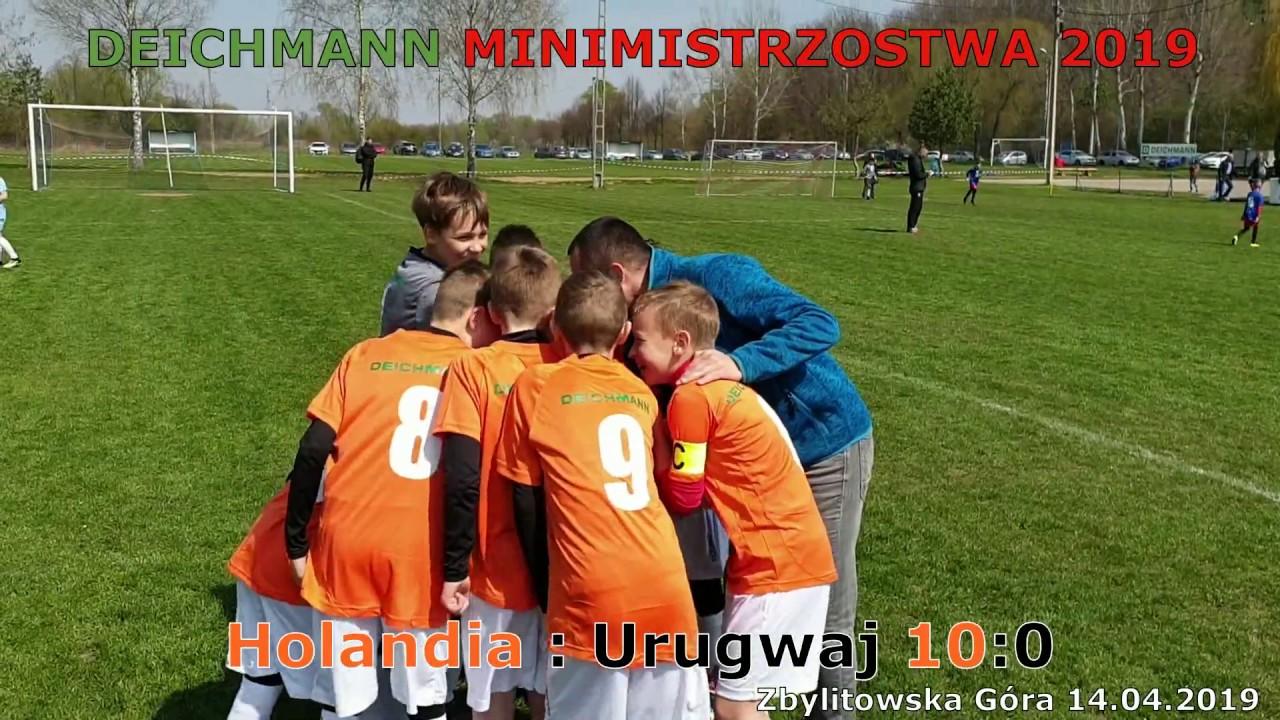 f070efc202 Holandia   Urugwaj 10 0 Deichmann Minimistrzostwa U11 14.04.2019 ...