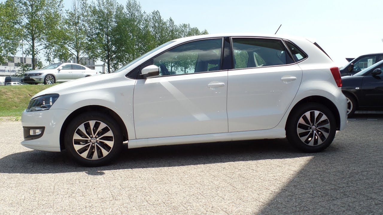 Volkswagen NEW Polo 2017 Bluemotion Edition Pure White ...