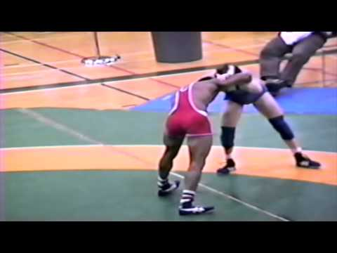 1989 Senior National Championships: Lawrence Holmes vs. Unknown