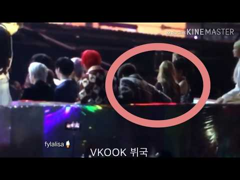 bts jungkook & blackpink lisa moment part 1 l MMA 2018 l you caught my attention ♡ l