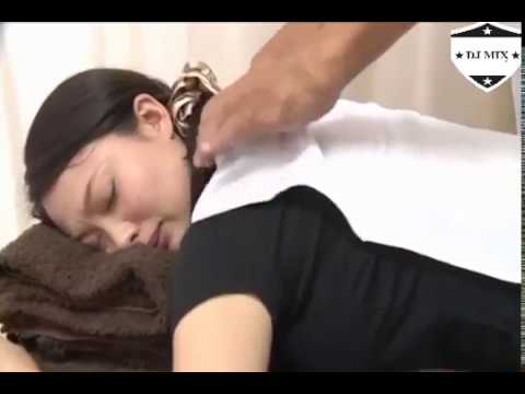 Asian Traditional Massage Culture New 2019   My Wife Goes To Relax Massage