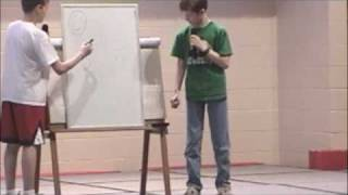 Crazy Math Skit