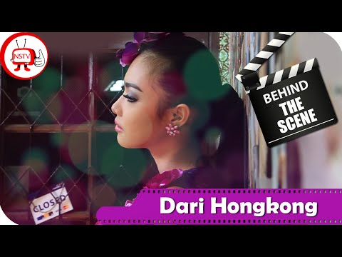 Duo Anggrek - Behind The Scenes Video Klip Dari Hongkong - NSTV
