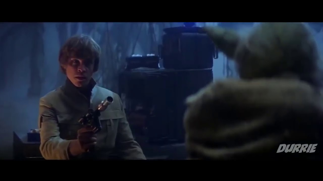 Yoda says the N-Word