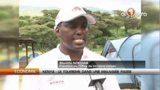 Kenya: Le tourisme dans une mauvaise passe