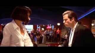 Pulp Fiction - Dancing Scene john travolta and uma thurman