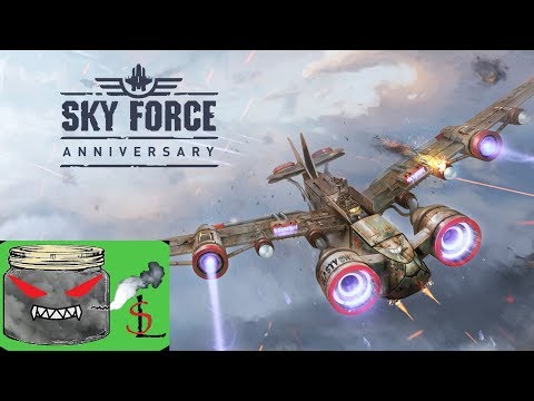 Sky Force Anniversary First Play LIVE Stream & Chat!