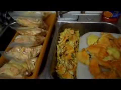How to Prepare Chicken of the Woods Mushroom for the Freezer