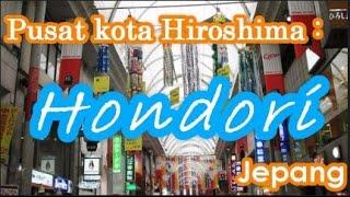 Wisata kuliner. Temukan sesuatu yang menarik dan lezat di Hiroshima, Jepang. 005